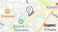 Зарубеж-Экспо на карте