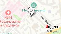 Янус на карте