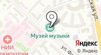 Государственный центральный музей музыкальной культуры им. М.И.Глинки на карте