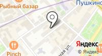 Ивент-Клуб на карте