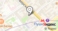 Государственный центральный музей современной истории России на карте