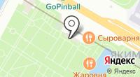 Центральный парк культуры и отдыха им. А.М. Горького на карте
