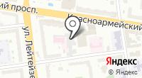 Алеван на карте