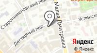 Белтико на карте