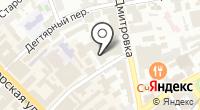 Центральный центр услуг связи на карте