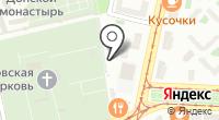 Автостоянка на Шаболовке на карте