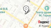 Фирма по приему металлопроката на карте