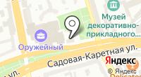 Департамент здравоохранения г. Москвы на карте