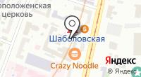 Альвис-сети на карте
