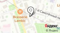 А & Я на карте