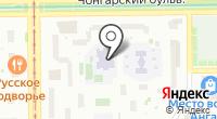 Средняя общеобразовательная школа №2016 на карте