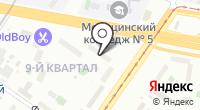 Клиника доктора Ионовой на карте