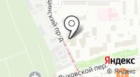 Востокхимволокно на карте