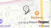 Инлайн технолоджис на карте