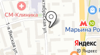 АлкоСпас на карте