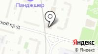 Магазин товаров для рукоделия на карте