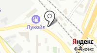 Полином на карте