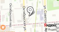 Отдел по Северо-Восточному административному округу Управления ФСБ по г. Москве и Московской области на карте