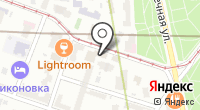 DataForce на карте