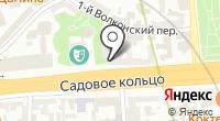 Заслон-С на карте
