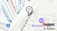 Reno на карте