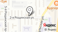 ЭК-Сервис на карте
