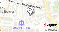 Часовщик.ру на карте