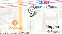 Луч №28 на карте