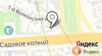 РусВиза на карте