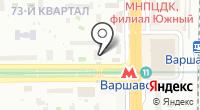 Улыбка-СТД на карте