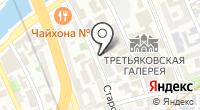 Юго-Восточная строительная группа на карте
