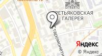 Алтайский дар на карте