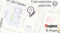 Валеоцентр на карте