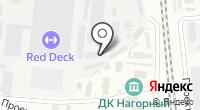 Евроколор на карте