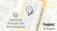 Гешефт на карте