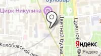 Сеоплюс на карте