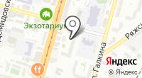 Экзитерра на карте