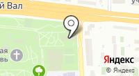 Парк Фестивальный на карте