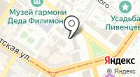 Тульский технический центр на карте