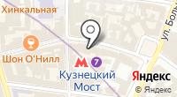 ИТ-экспо на карте