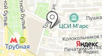 Tekelec на карте