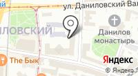 Московский промышленный колледж на карте