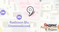 Московский областной кожно-венерологический диспансер на карте