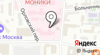 МОНИКИ на карте