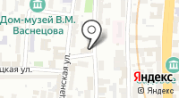 LSstudio на карте