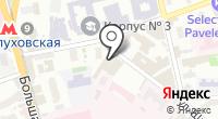 АКБ Терра на карте