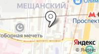Интерцессия на карте