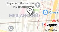 Алла плюс СВ на карте