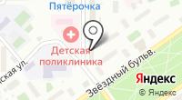 Арт-Гармония на карте