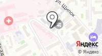 Авто Глобус на карте